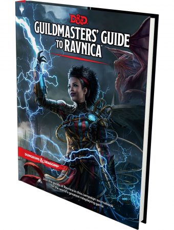 Guildmaster's Guide to Ravnica Source Book - EN