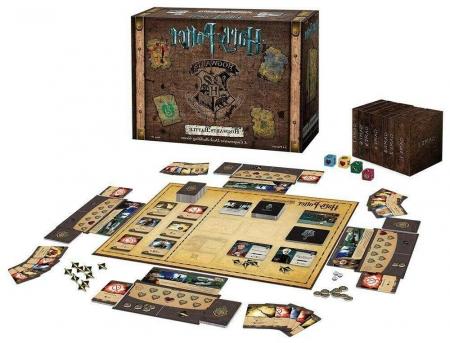 Harry Potter Hogwarts Battle: A Cooperative Deck Building Game - EN1