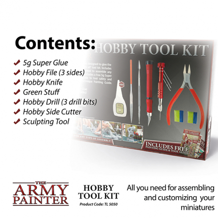 Hobby Tool Kit - The Army Painter2