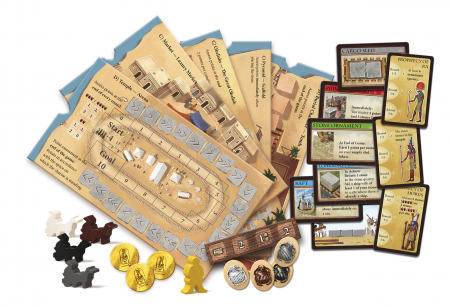 Imhotep: A New Dynasty (Extensie) - EN1