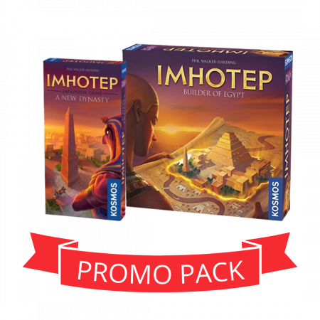 Imhotep - Promo Pack0