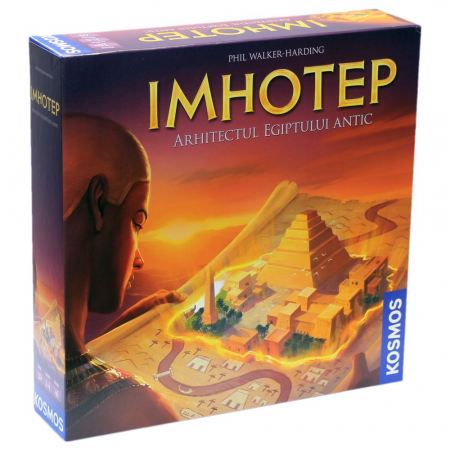 Imhotep - Promo Pack1