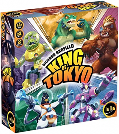 King of Tokyo & Power Up - Promo Pack1