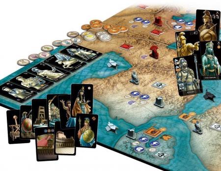 Mare Nostrum Atlas (Extensie) - EN1