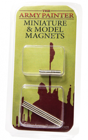 Miniature and Model Magnets0