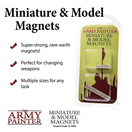 Miniature and Model Magnets1