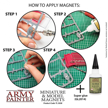 Miniature and Model Magnets4
