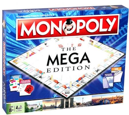 Monopoly Mega - EN0