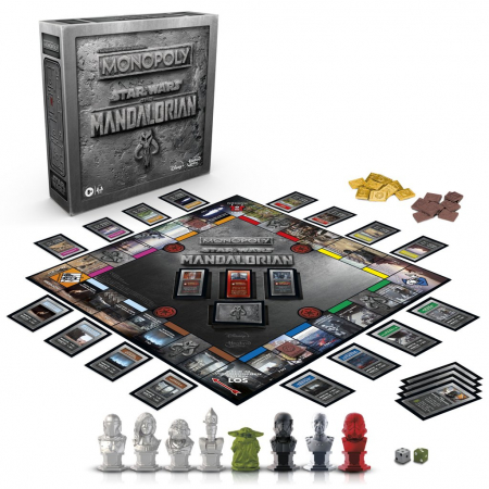 Monopoly Star Wars: The Mandalorian Edition - EN [1]