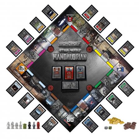 Monopoly Star Wars: The Mandalorian Edition - EN [2]