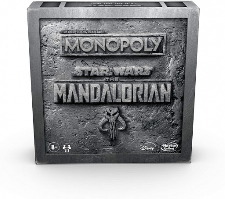 Monopoly Star Wars: The Mandalorian Edition - EN [0]