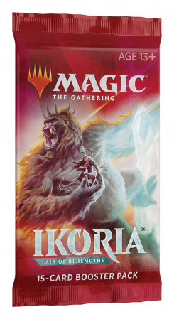 MTG - Ikoria: Lair of Behemoths Booster1