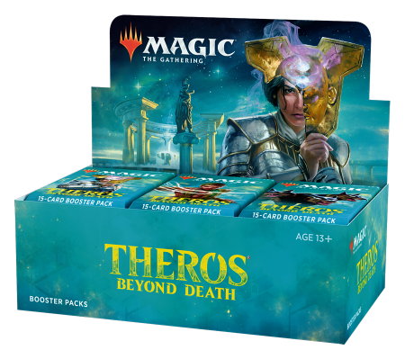 MTG - Theros: Beyond Death Booster3