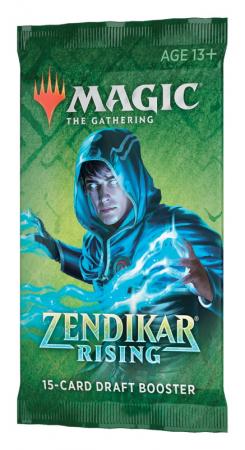 MTG - Zendikar Rising Draft Booster2