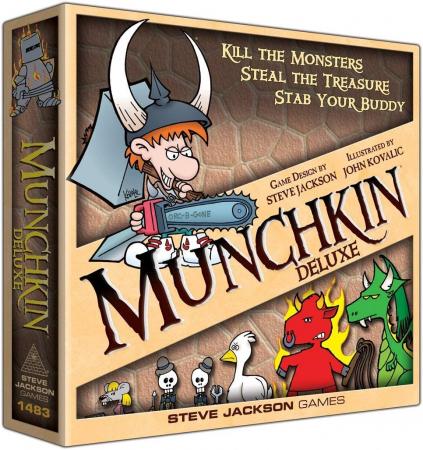 Munchkin Deluxe - EN0