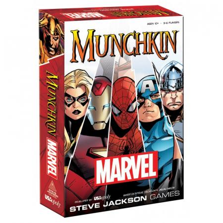 Munchkin: Marvel0