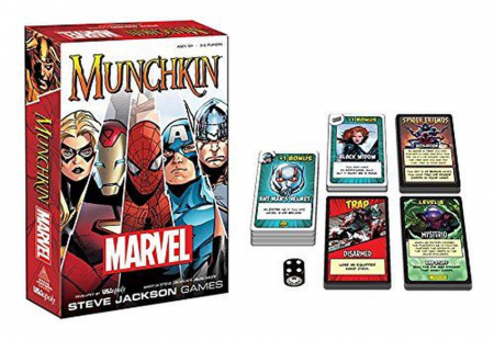 Munchkin: Marvel1