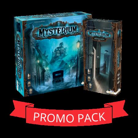 Mysterium & Hidden Signs - Promo Pack0
