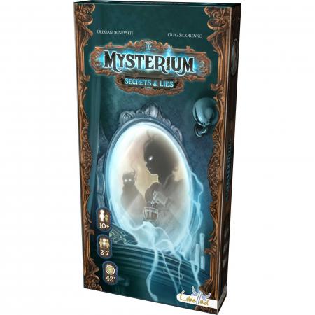 Mysterium & Secrets and Lies - Promo Pack [2]