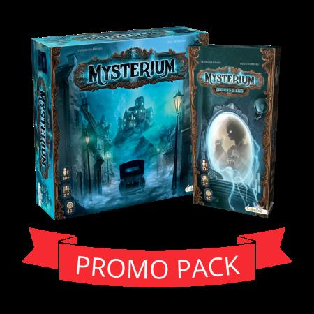 Mysterium & Secrets and Lies - Promo Pack [0]