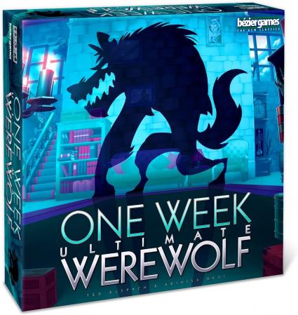 One Week Ultimate Werewolf - EN0