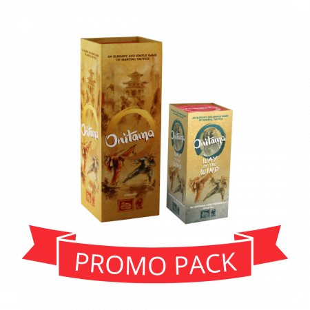Onitama + Way of the Wind - Promo Pack [0]