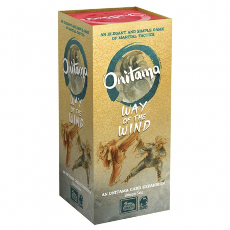 Onitama + Way of the Wind - Promo Pack [2]