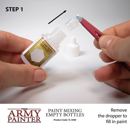 Paint Mixing Empty Bottles - The Army Painter3