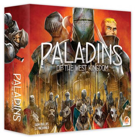 Paladins of the West Kingdom - EN