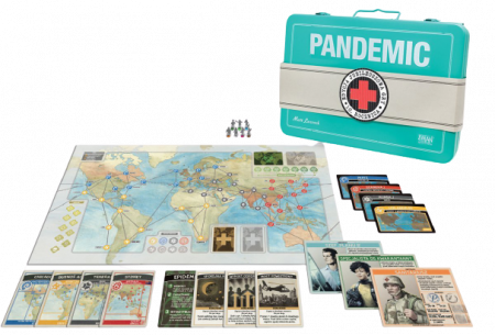 Pandemic 10th Anniversary Edition - EN1