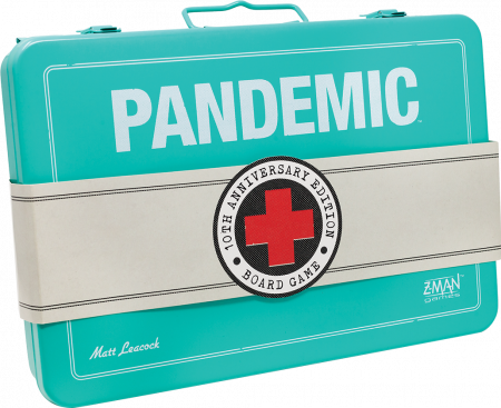 Pandemic 10th Anniversary Edition - EN0