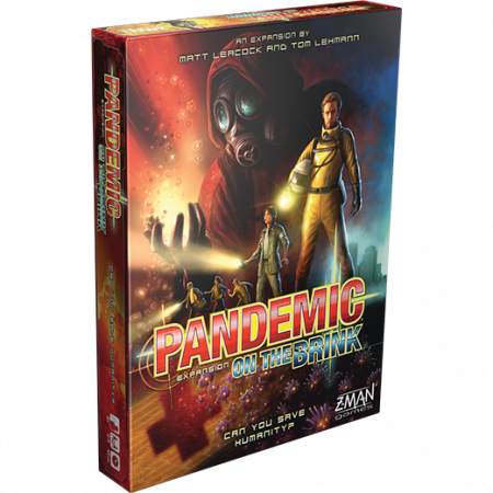 Pandemic: On The Brink (Extensie) - EN