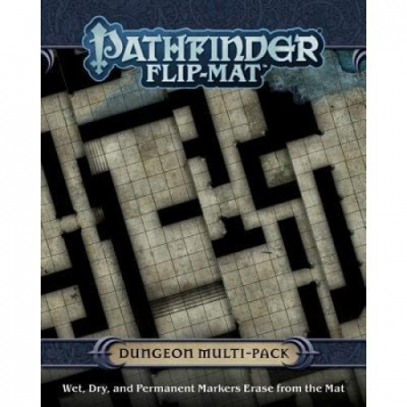 Pathfinder Flip-Mat: Dungeon Multi-Pack