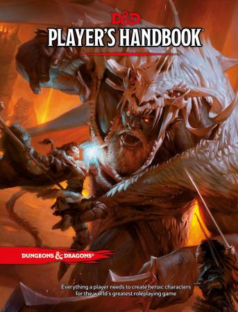 Player's Handbook - EN