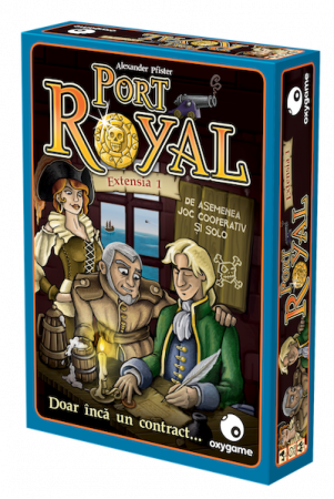 Port Royal & Doar Inca Un Contract - Promo Pack2