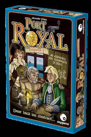Port Royal Doar inca un contract (Extensie) - RO