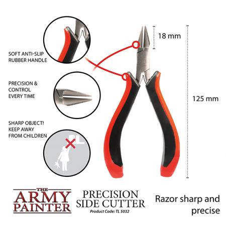 Precision Side Cutter2