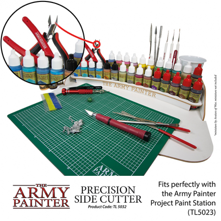 Precision Side Cutter6