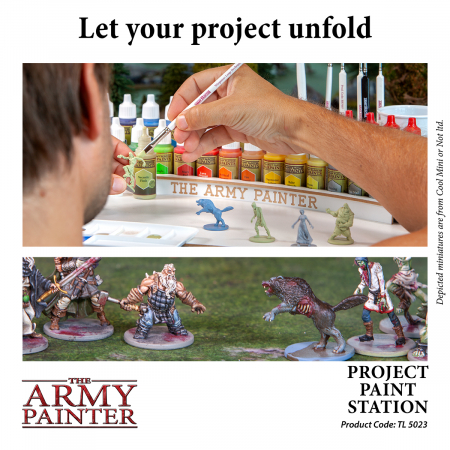 Project Paint Station - The Army Painter1