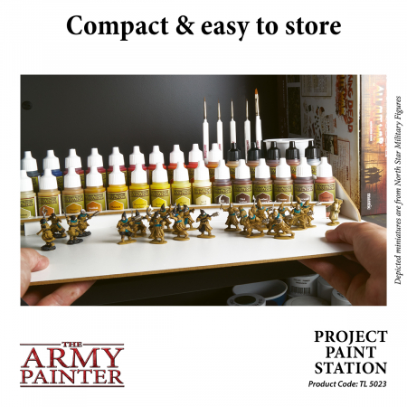 Project Paint Station - The Army Painter3