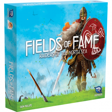 Raiders of the North Sea & Fields of Fame - Promo Pack2