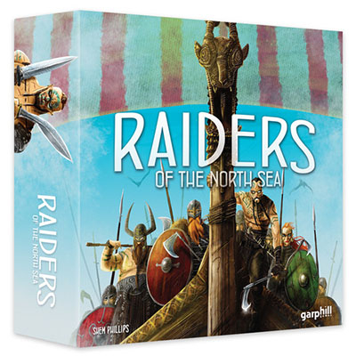 Raiders of the North Sea & Fields of Fame - Promo Pack1
