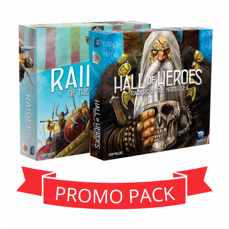 Raiders of the North Sea & Hall of Heroes - Promo Pack [0]