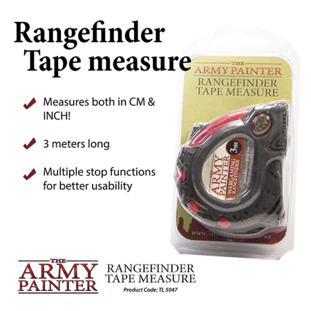 Rangefinder Tape Measure - The Army Painter1