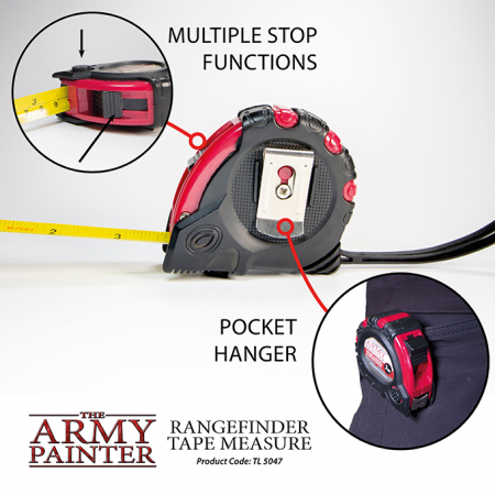 Rangefinder Tape Measure - The Army Painter3