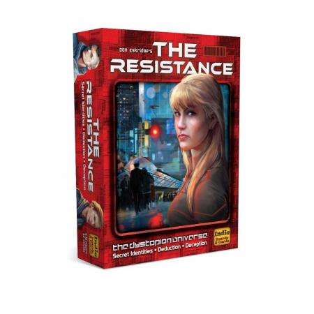 Resistance - The 3rd Edition - EN0