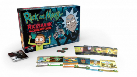 Rick and Morty: The Rickshank Redemption - EN1