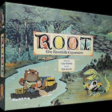Root: Riverfolk Expansion - EN