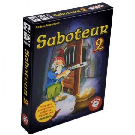 Saboteur 2 (Extensie) - RO