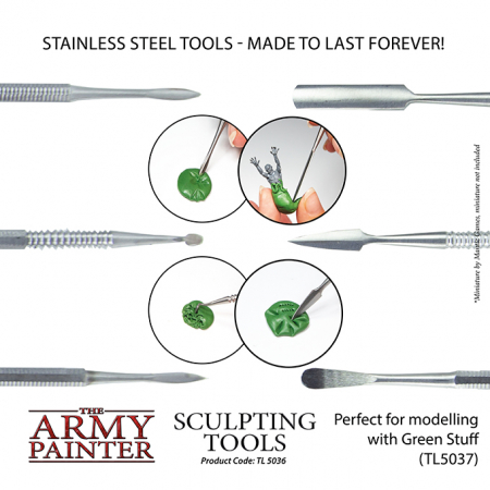Sculpting Tools - The Army Painter3